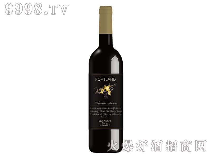 富来西拉干红葡萄酒