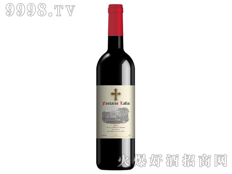 法国枫丹干红葡萄酒