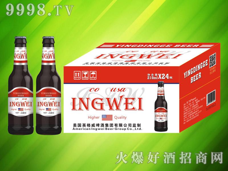 美国英格威精酿啤酒218ml×24瓶