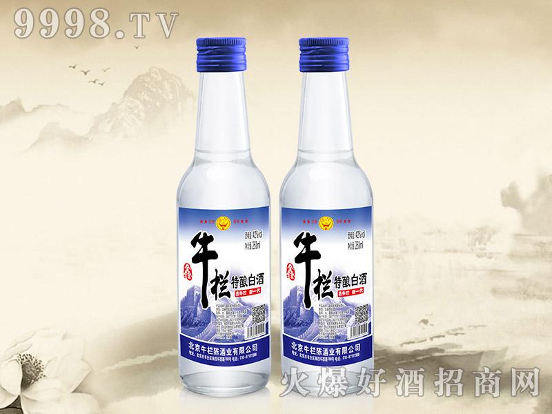 鑫牛栏特酿白酒52°42°260ml