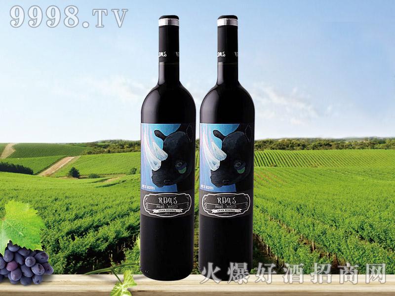 莱姆斯-特级马��贝克干红葡萄酒