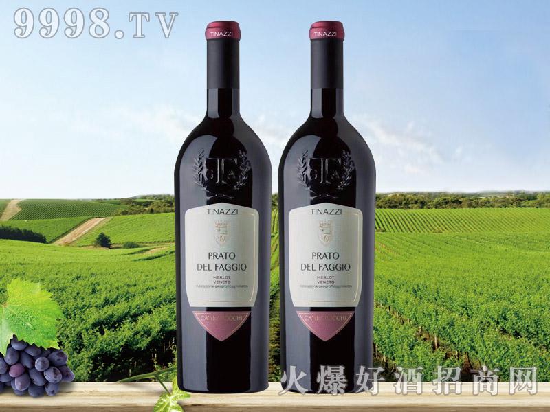 普拉托基奥梅洛干红葡萄酒