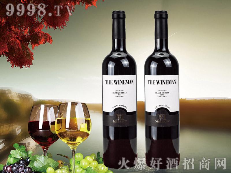 美露威曼干红葡萄酒2016