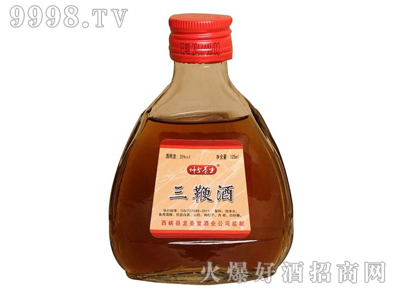 仲圣养生三鞭酒35度-保健酒招商信息