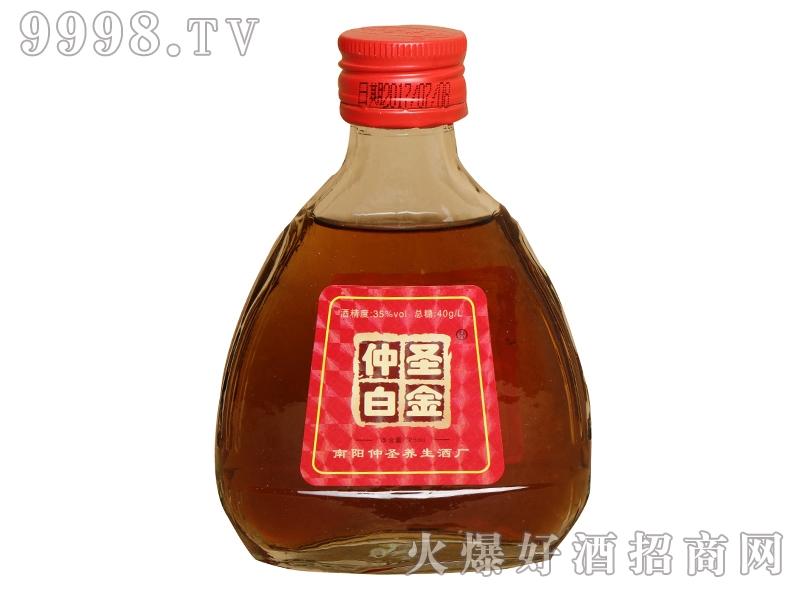 仲圣白金酒瓶装-保健酒招商信息