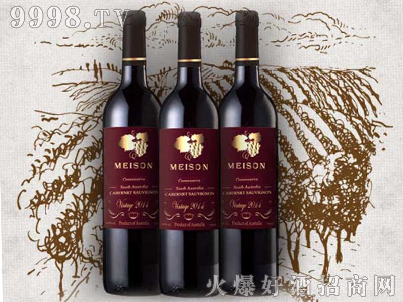 美思库纳瓦拉赤霞珠干红葡萄酒