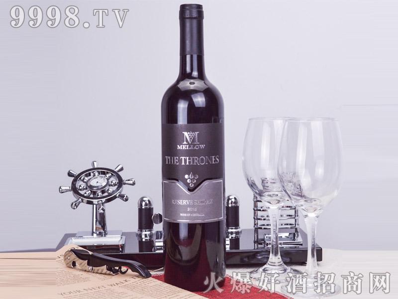 美露特朗斯特别珍藏干红葡萄酒-红酒招商信息