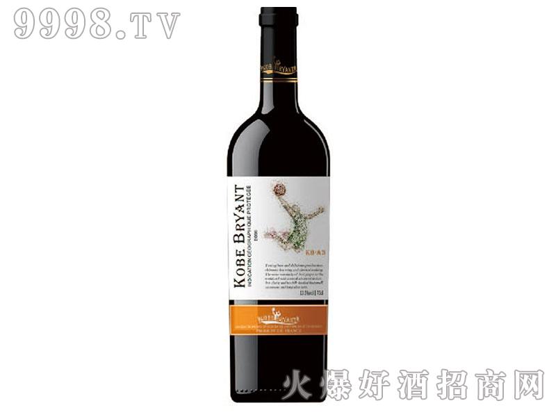 科比布莱恩特-KB-A3干红葡萄酒