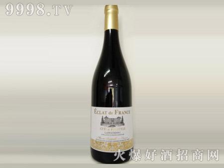 法国原瓶进口法蓝雅朗格多克特酿干红葡萄酒