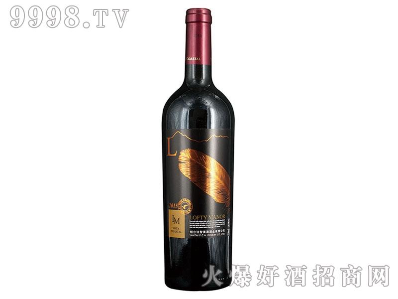 裕雅海岸干红葡萄酒13°