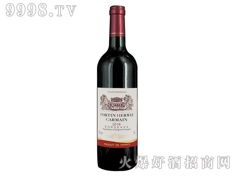 爱威堡卡梅干红葡萄酒-红酒招商信息