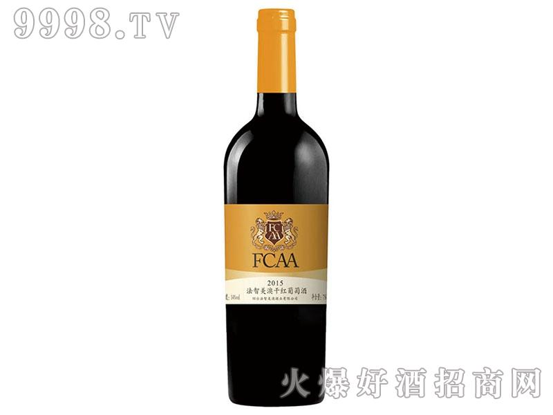 法智美澳干红葡萄酒黄标-红酒招商信息
