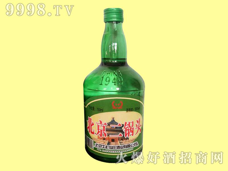 北京二锅头酒750ml