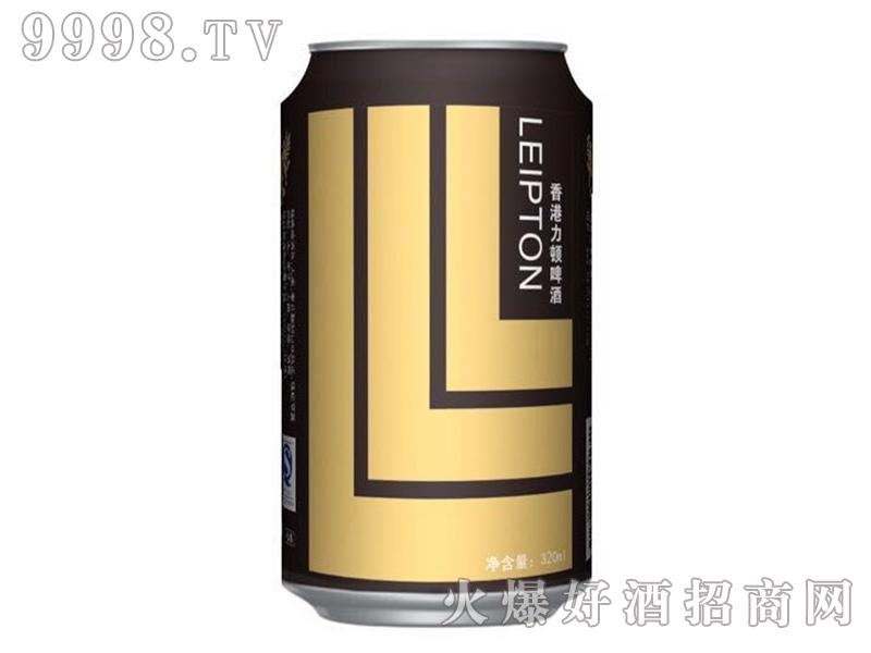 香港力顿啤酒黑罐