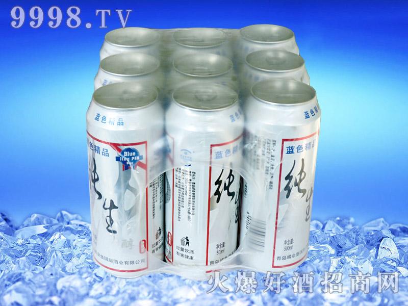 纯生醇啤酒500ml×9罐