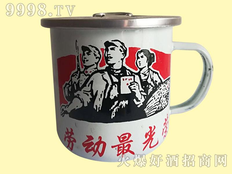 大茶缸酒300ml(白)