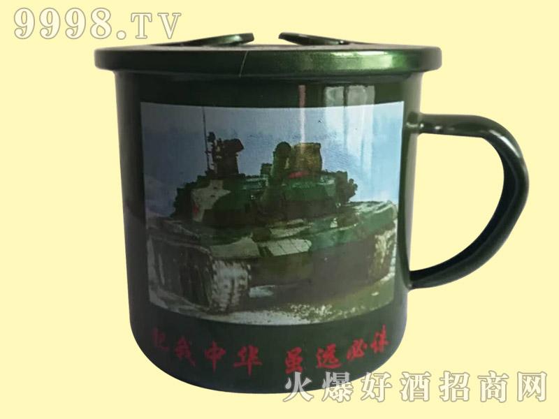大茶缸酒175ml(绿)