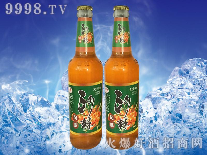 龙励沙棘碳酸饮料