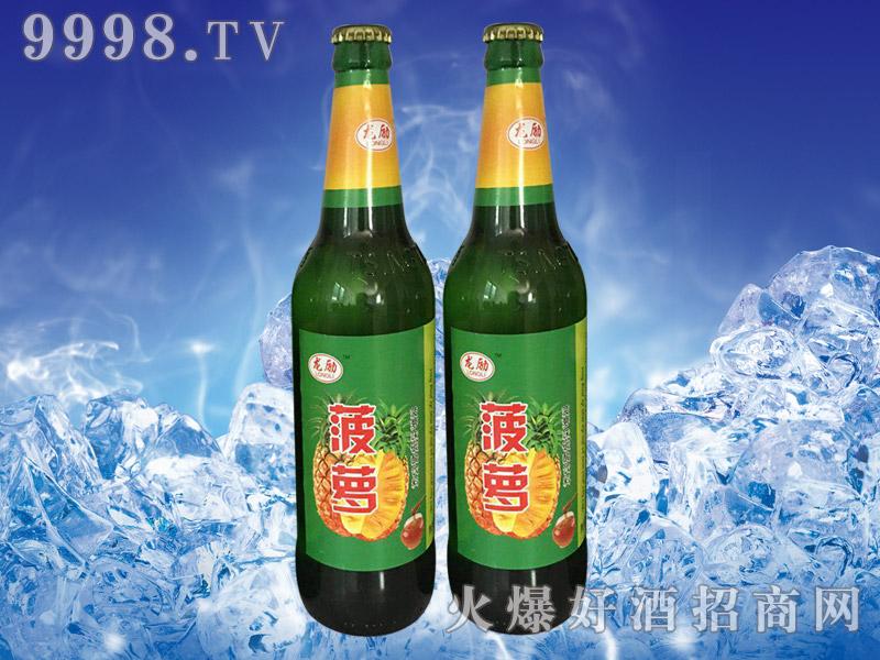 龙励菠萝味碳酸饮料