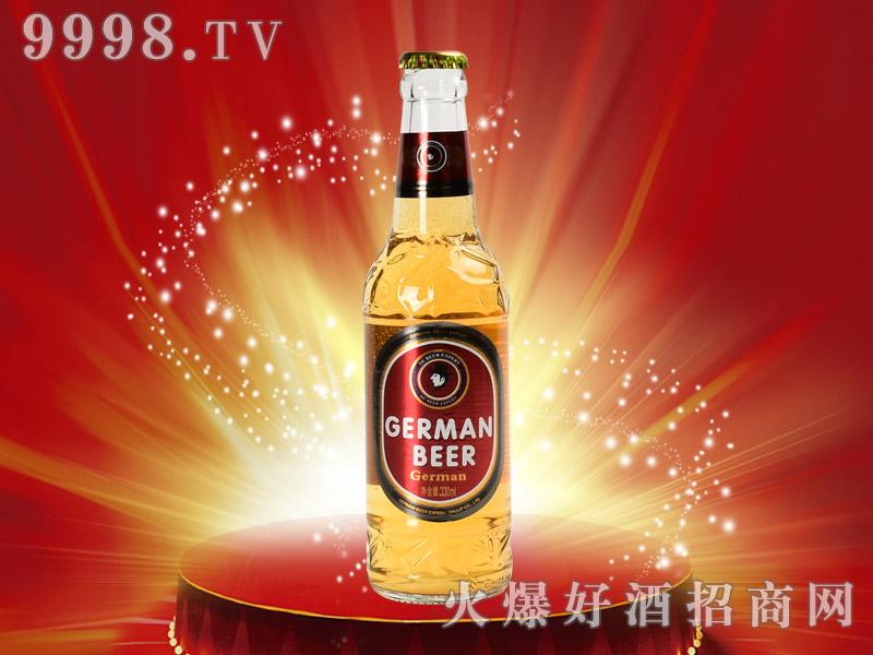 330ml德国啤酒(白哈瓶)