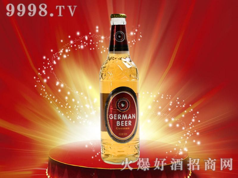 500ml德国啤酒(白哈瓶)