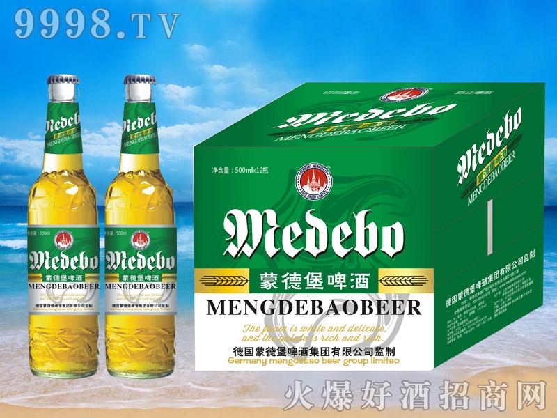蒙德堡500mlx12瓶装啤酒