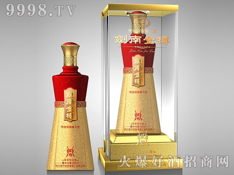 剑南金樽酒2号樽-白酒类信息