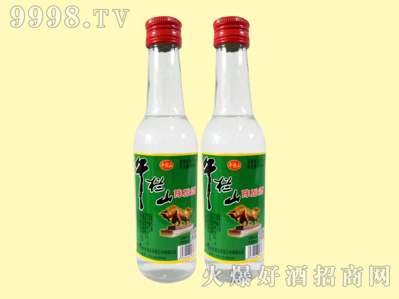午栏山陈酿酒42度260ml