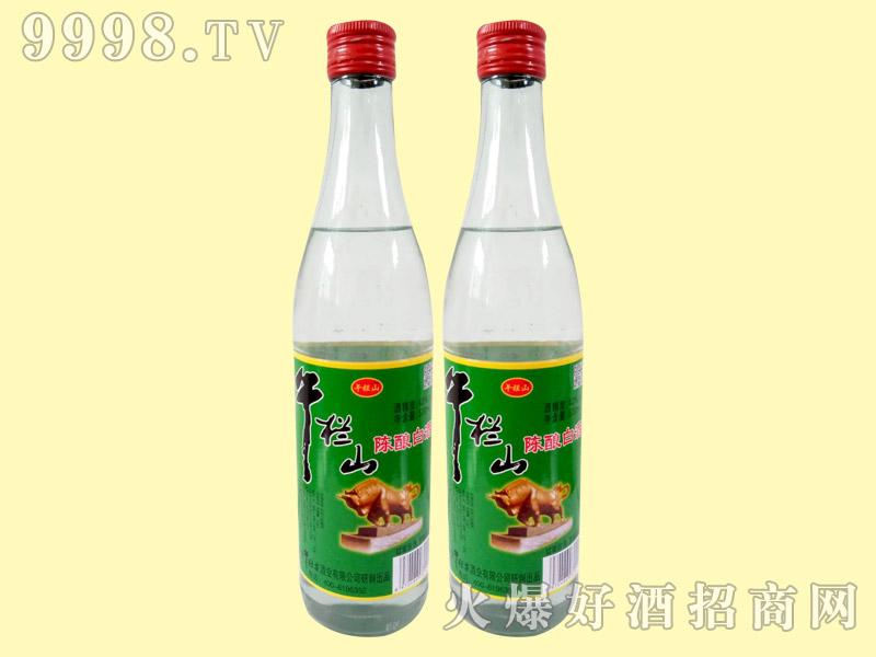 午栏山陈酿酒42度500ml