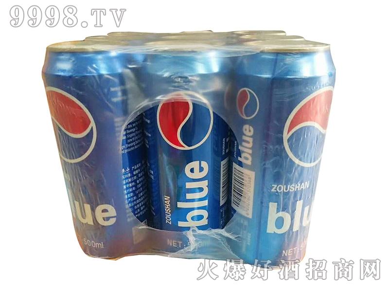 蓝航可乐饮料