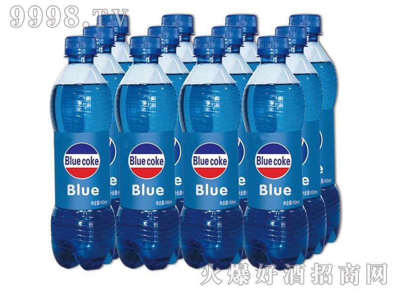 蓝零饮蓝色可乐