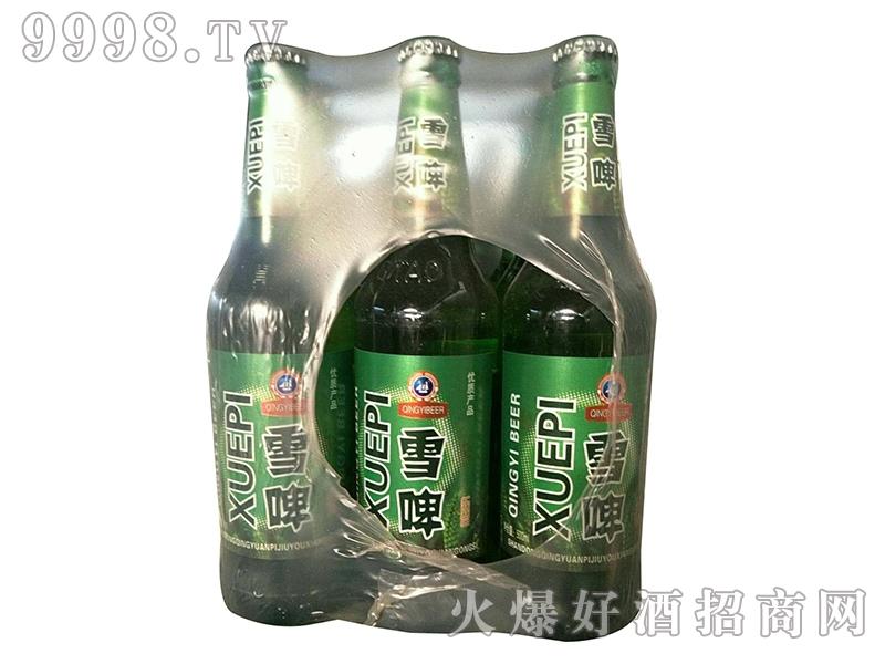 蓝航雪啤酒