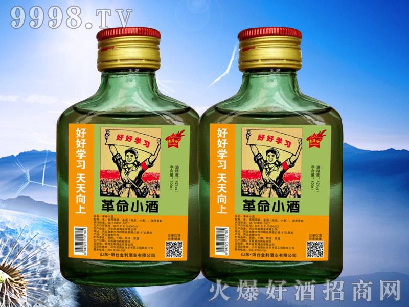 革命小酒100ml-好好学习-白酒招商信息