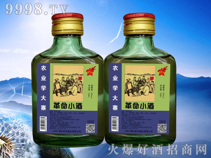 革命小酒100ml-农业学大寨-白酒招商信息