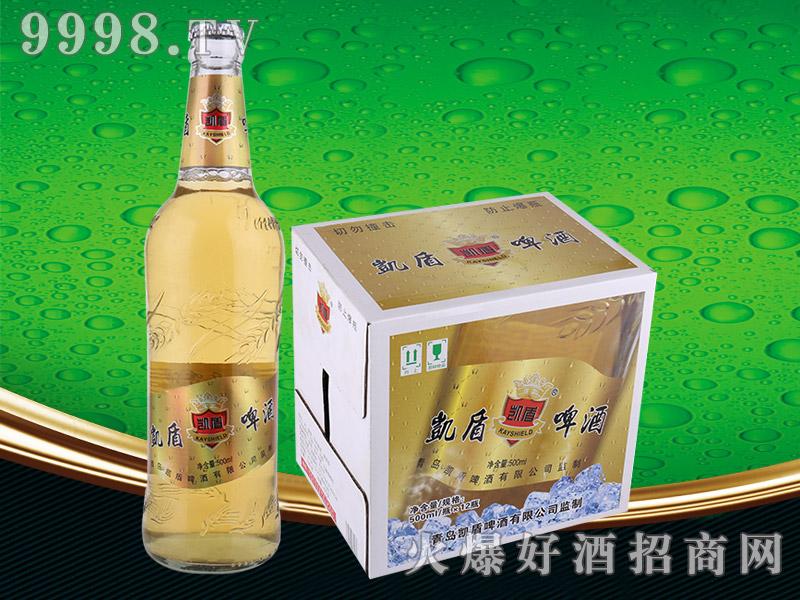 凯盾啤酒500ml