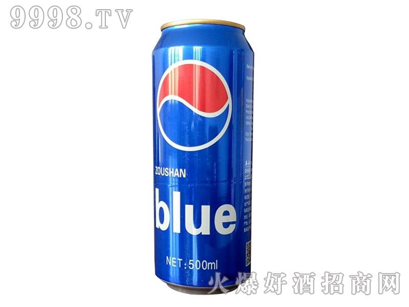 蓝航可乐瓶装
