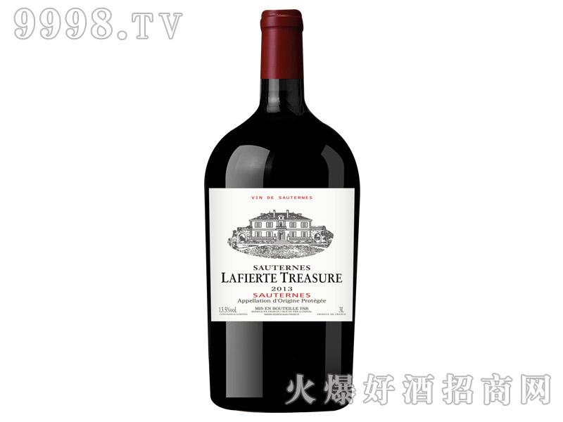 索泰尔纳拉斐珍宝2013干红葡萄酒3L-红酒招商信息
