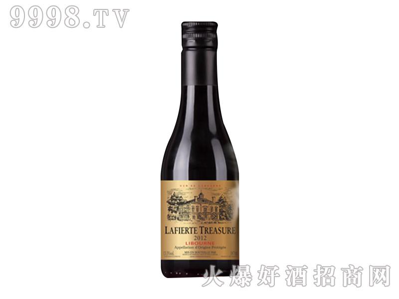 索泰尔纳拉斐珍宝2012干红葡萄酒187ml-红酒招商信息
