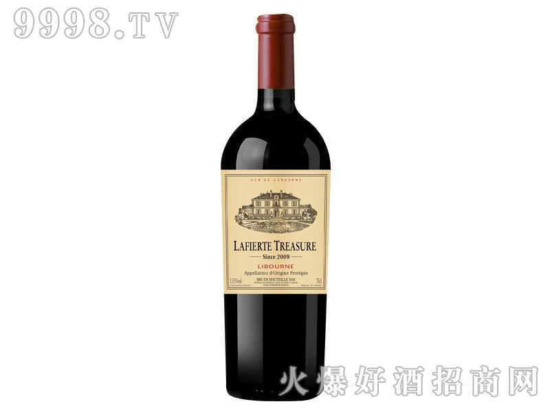 索泰尔纳拉斐珍宝2009干红葡萄酒750ml-红酒招商信息