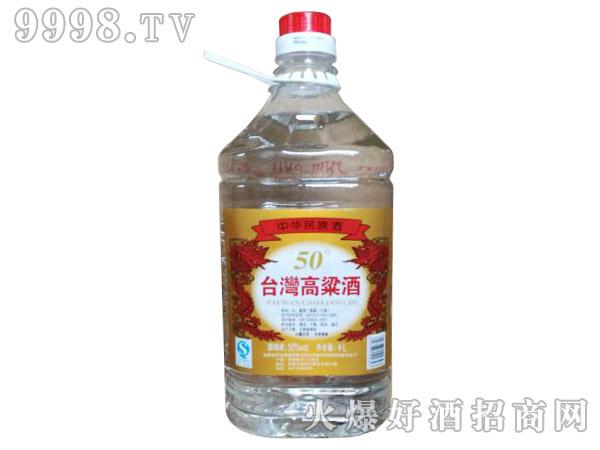 台湾高粱酒50°4L
