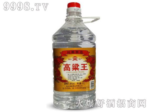 燕赵风高粱王酒36°4L