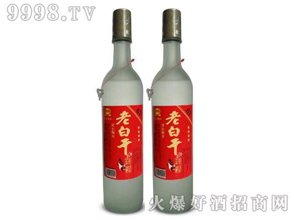 燕赵风老白干酒67°(大圆磨砂)