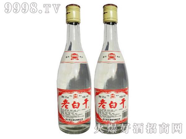 燕赵风老白干酒(白标)