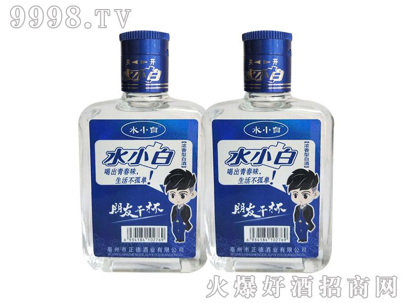 水小白酒(蓝)