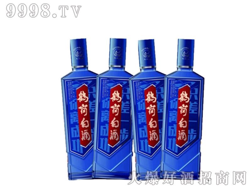 鹤岗白酒蓝瓶小248ML32度-白酒招商信息