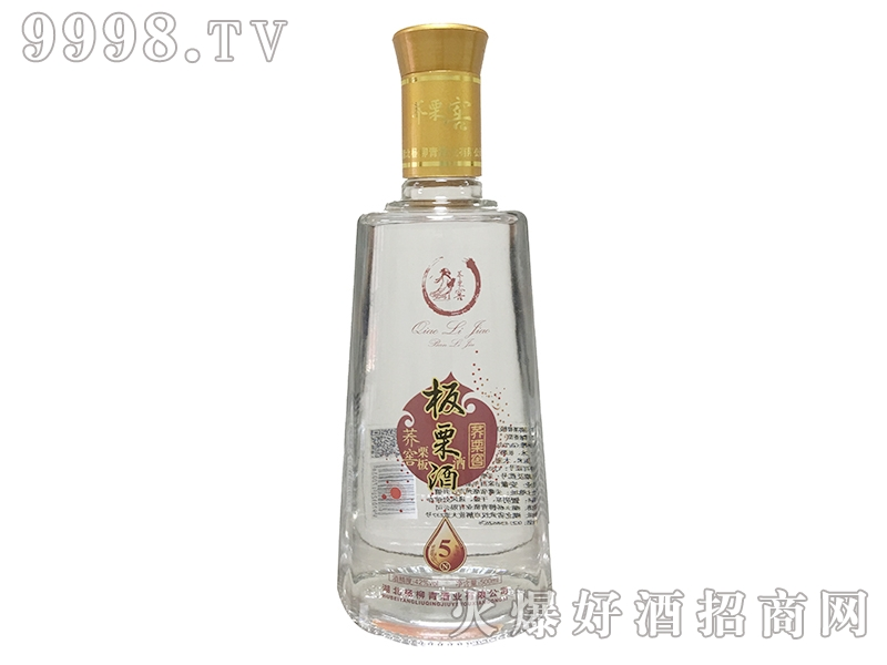 荞栗窖板栗酒瓶装