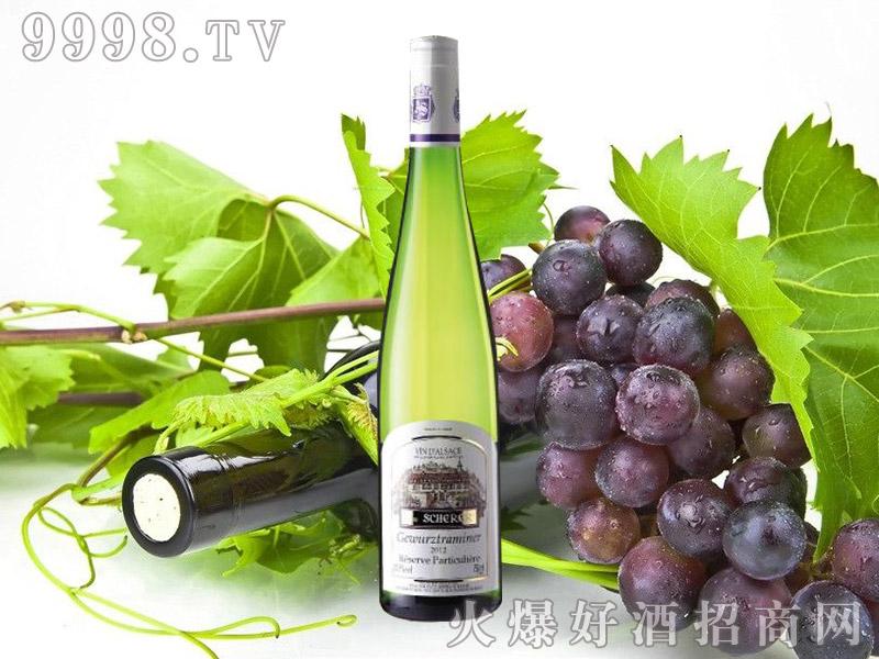 阿尔萨斯特藏2012干白葡萄酒