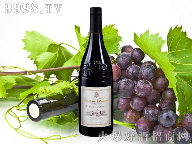 橘城王子干红葡萄酒