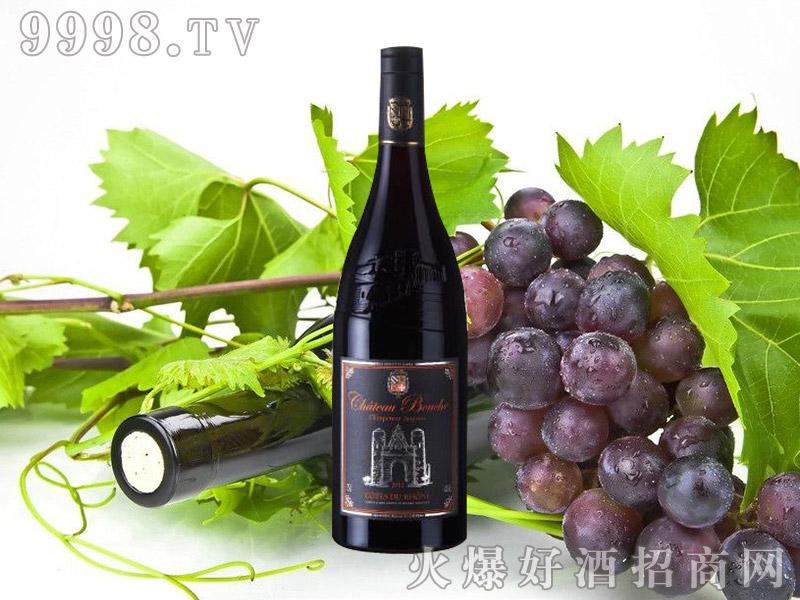 奥古斯大帝2012干红葡萄酒