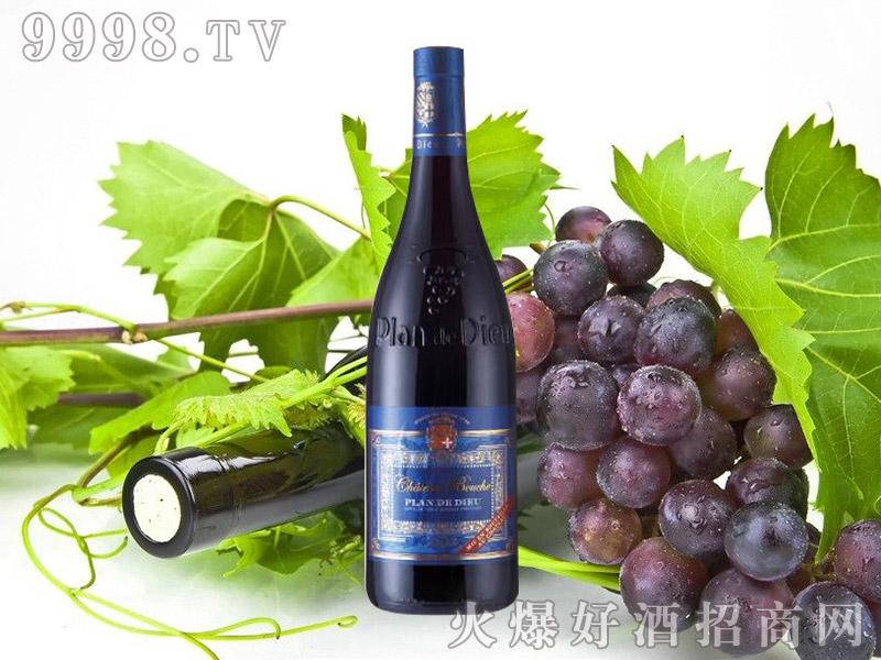 上帝之意2012干红葡萄酒